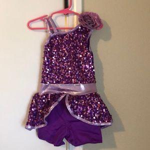 Child's dance costume